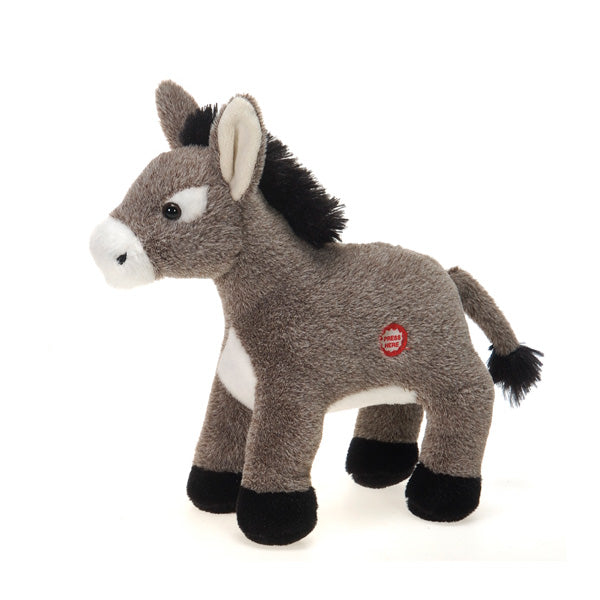 "9.5"" Donkey ""Dominic"" w/Sound"