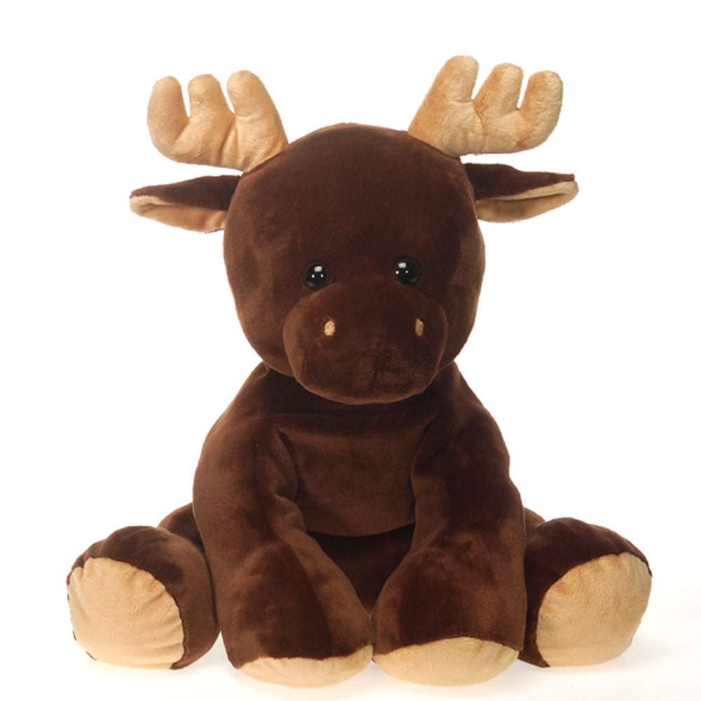 "Comfies - 7.5"" Moose"