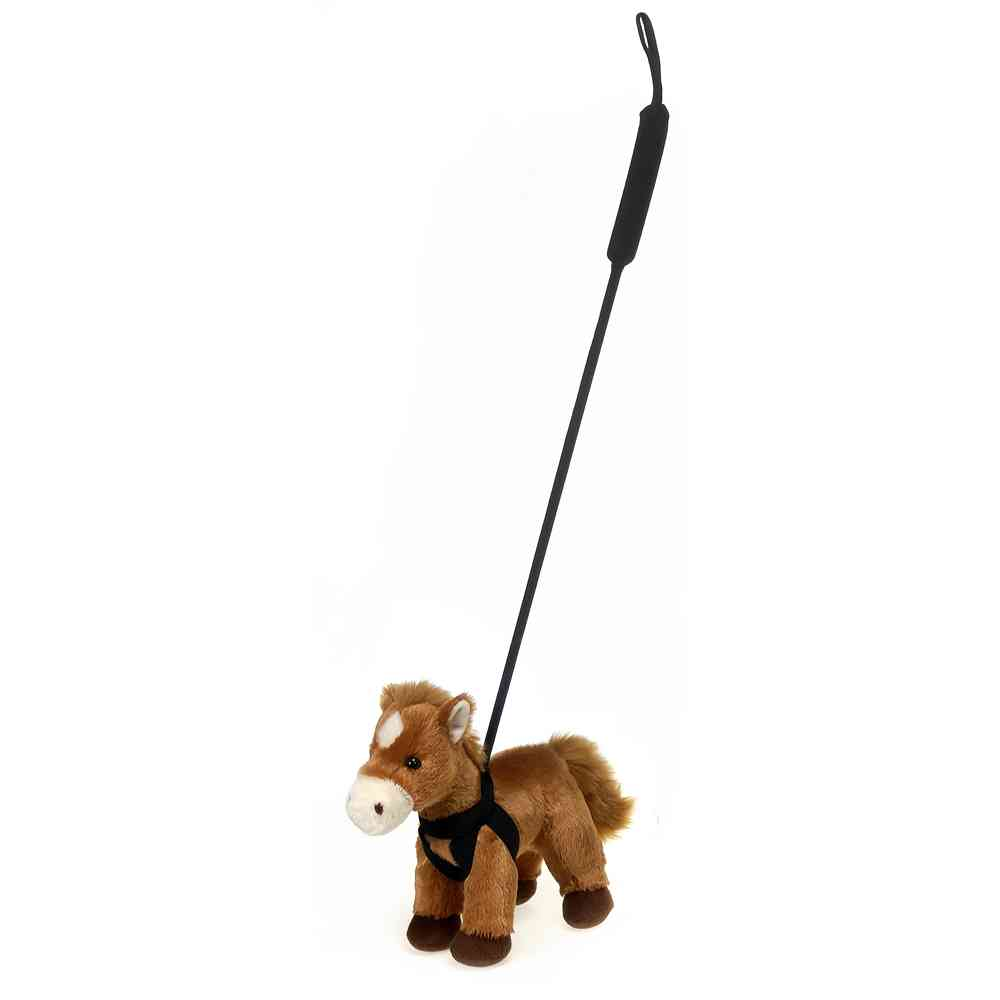 "Walk-Your-Petz 10.5"" Brown Horse"