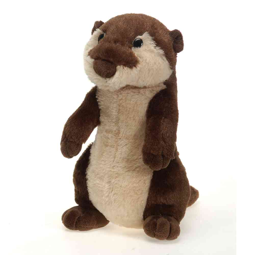 "Travel Tails - 10"" River Otter"