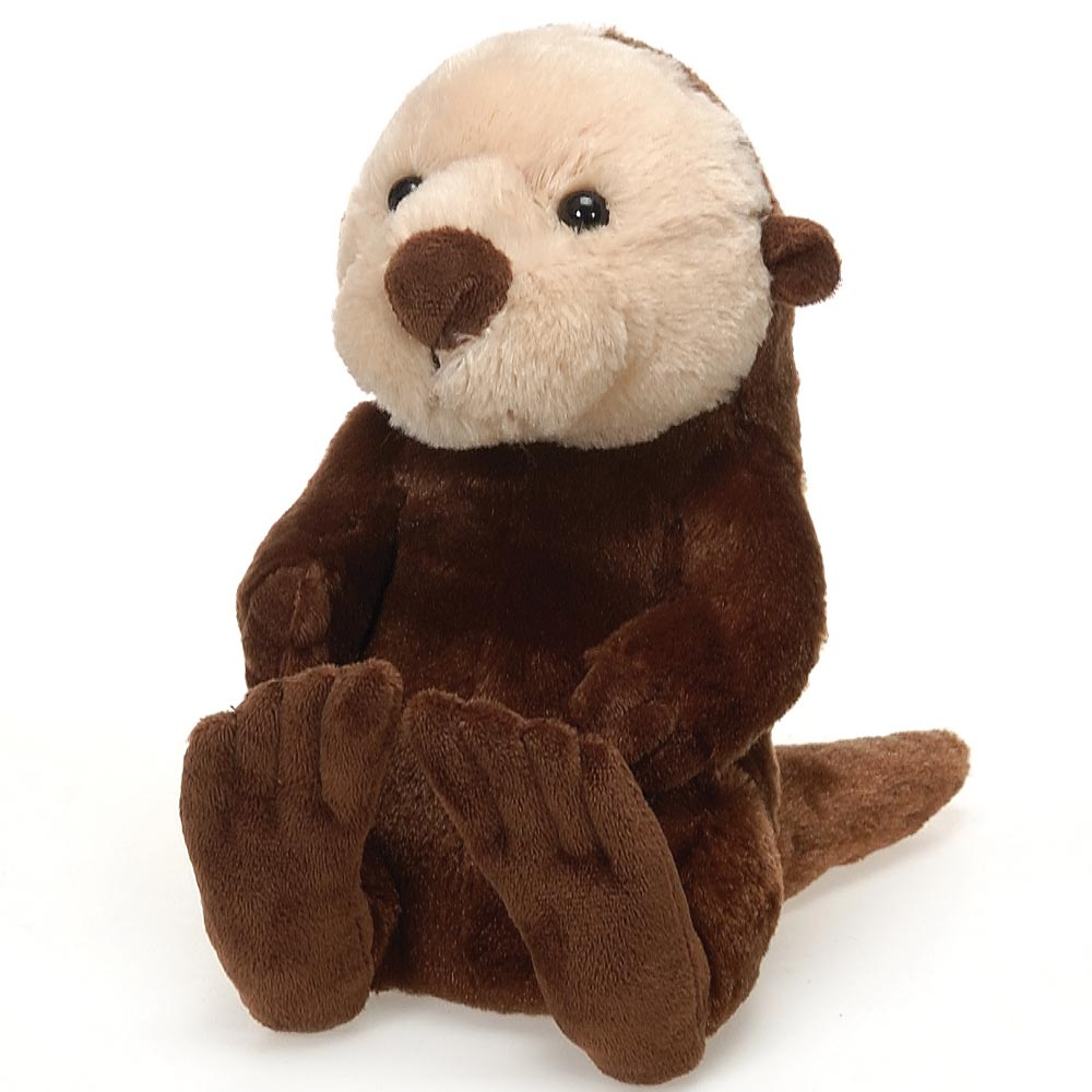 "Travel Tails - 9"" Sea Otter"