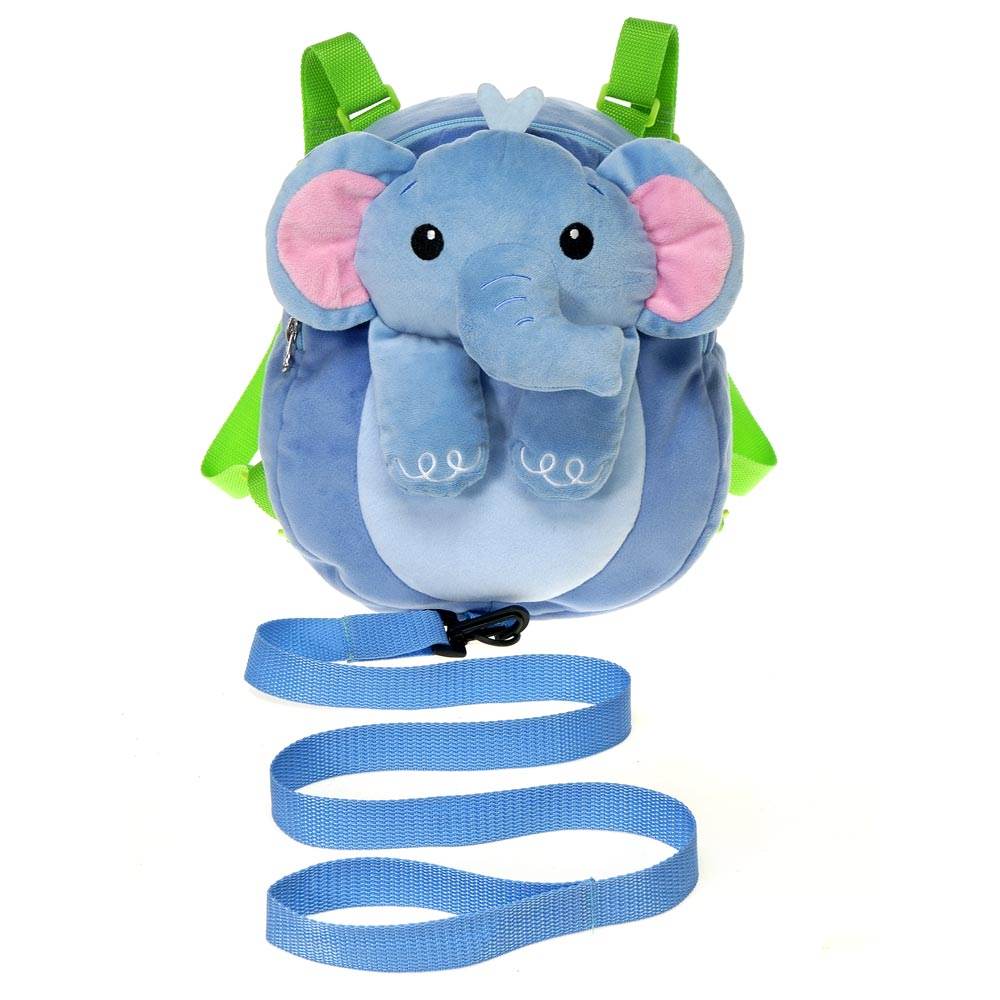 "10"" Elephant Backpack Harness"