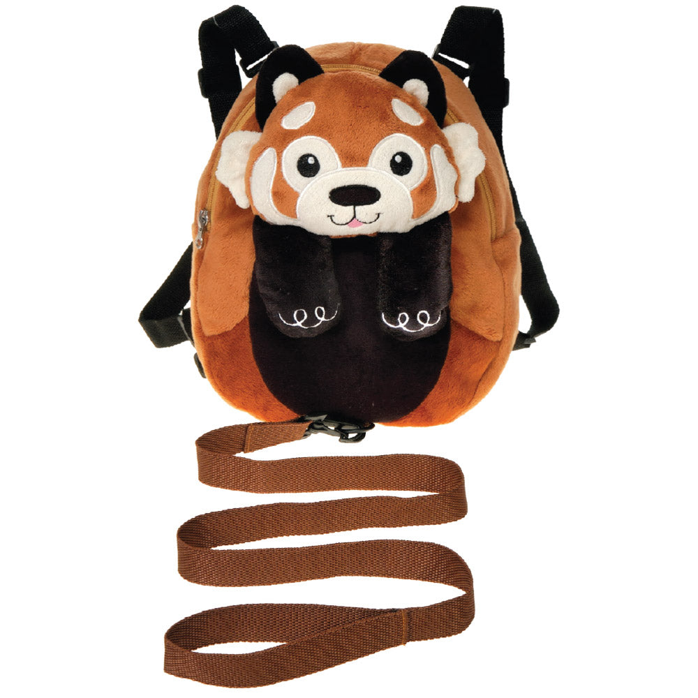 "10"" Red Panda Backpack Harness"