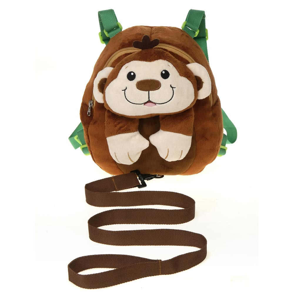 "10"" Monkey Backpack Harness"