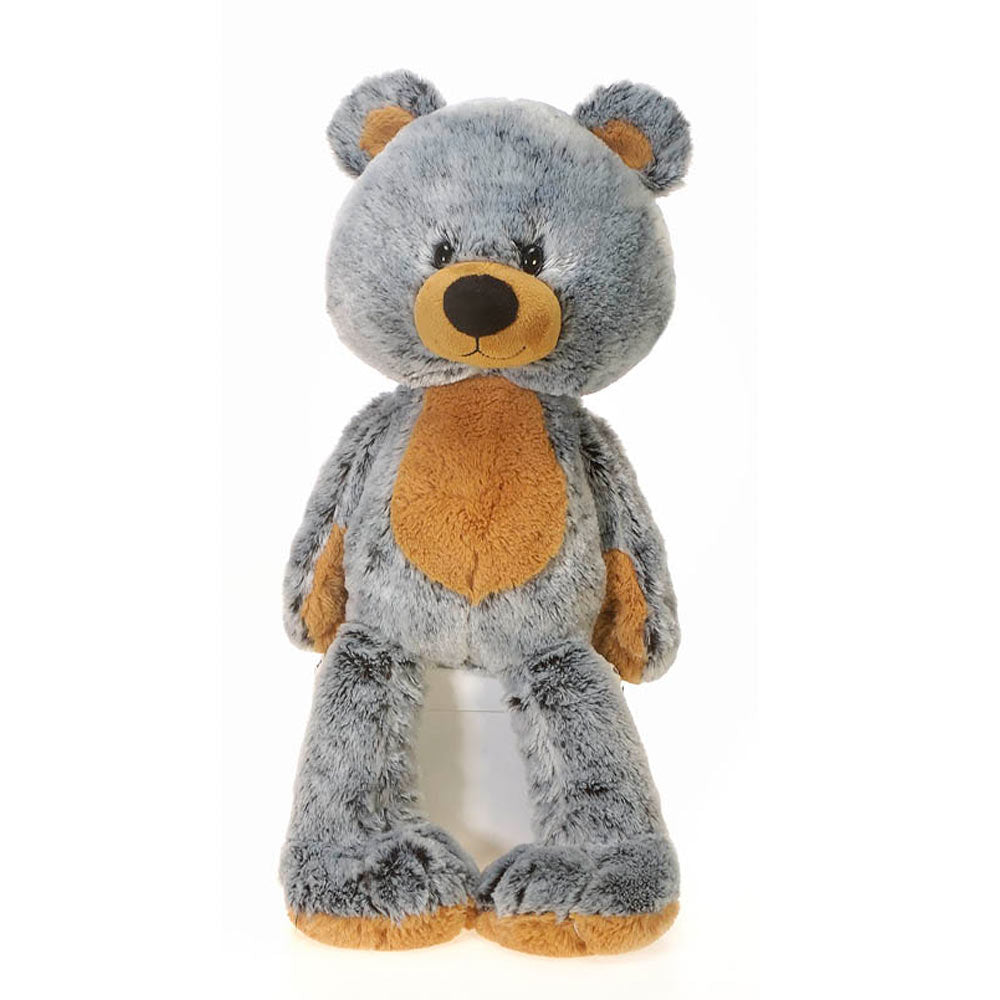 "Fuzzy Folk - Brice - 16"" Black Bear"