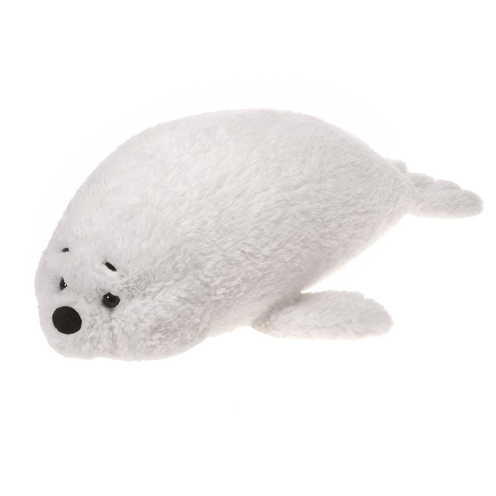 "Scruffy - 35"" White Seal"