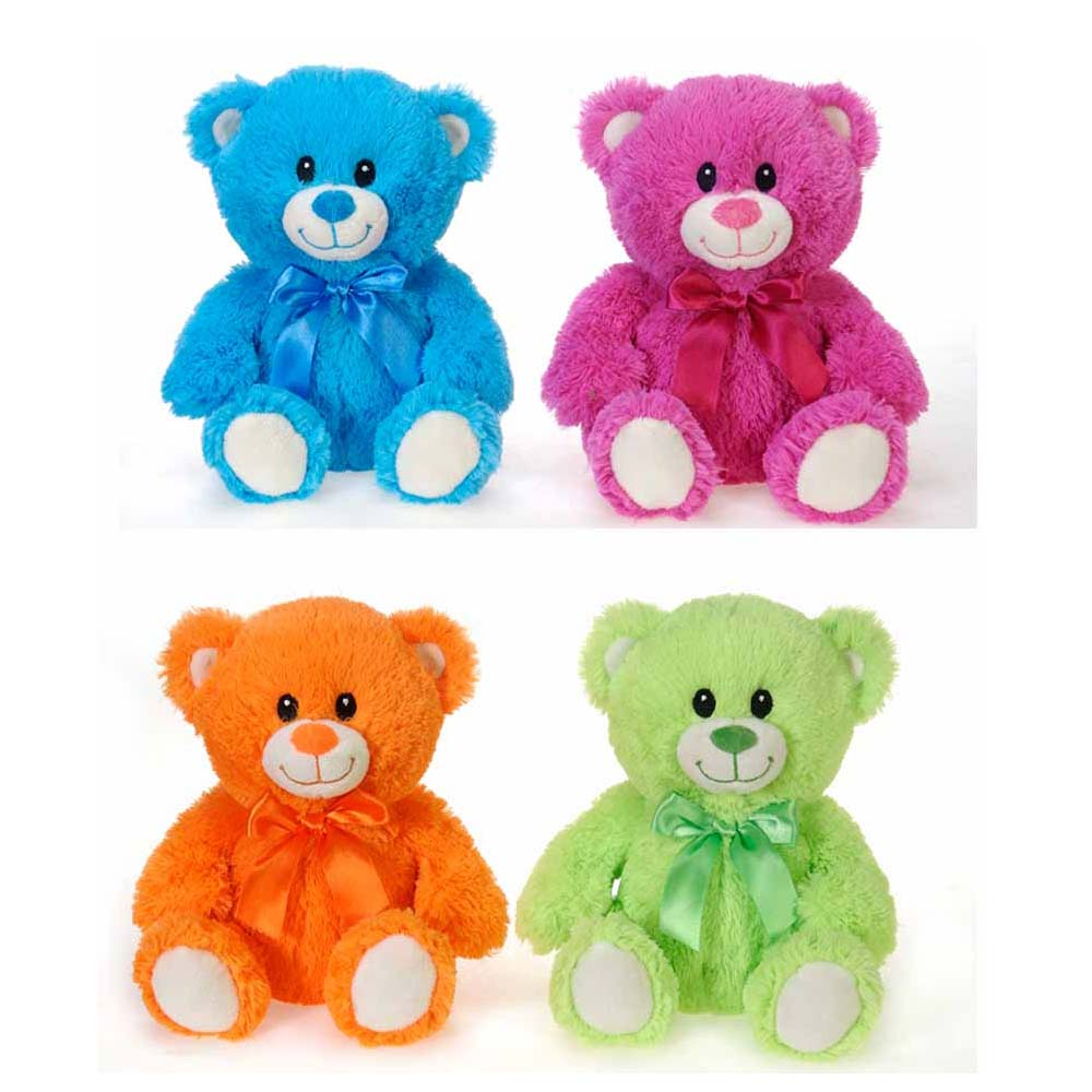 "8"" Bright Color Bears"