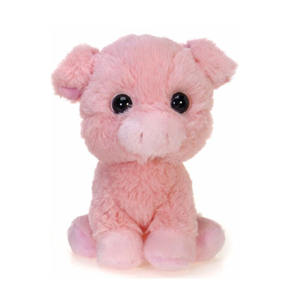"7"" Polly - Floppy Bean Bag Pig"