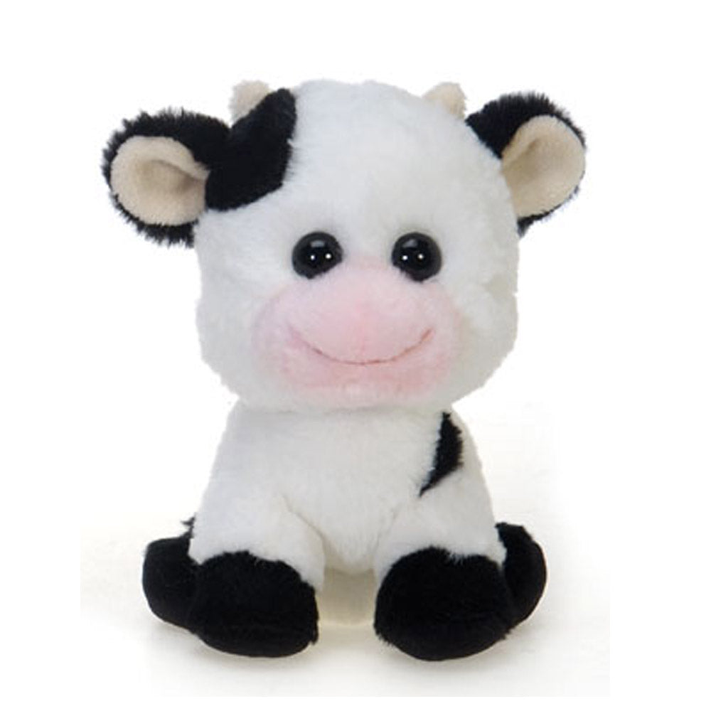 "7"" Cooper - Floppy Bean Bag Cow"