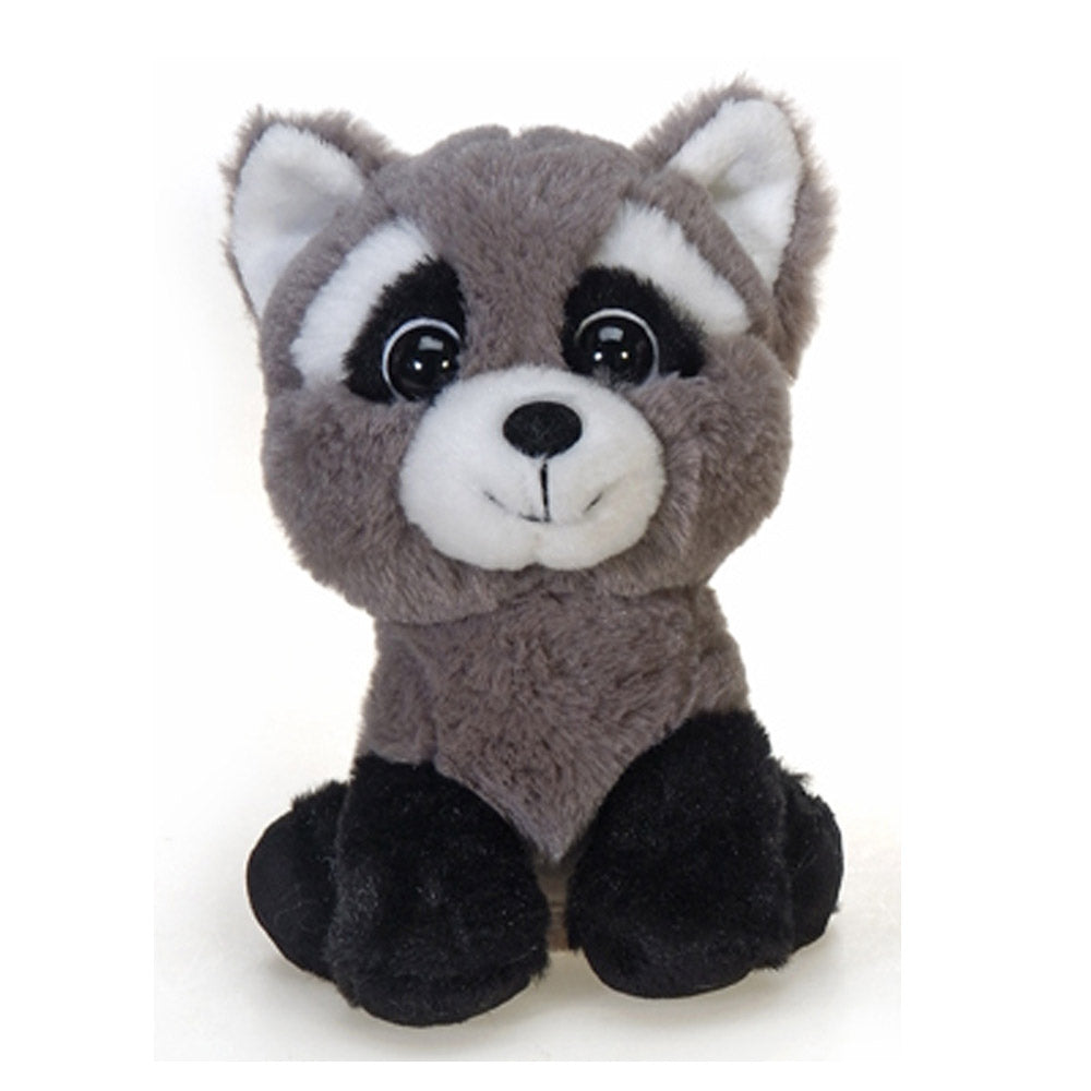 "7"" Rex- Floppy Bean Bag Raccoon"