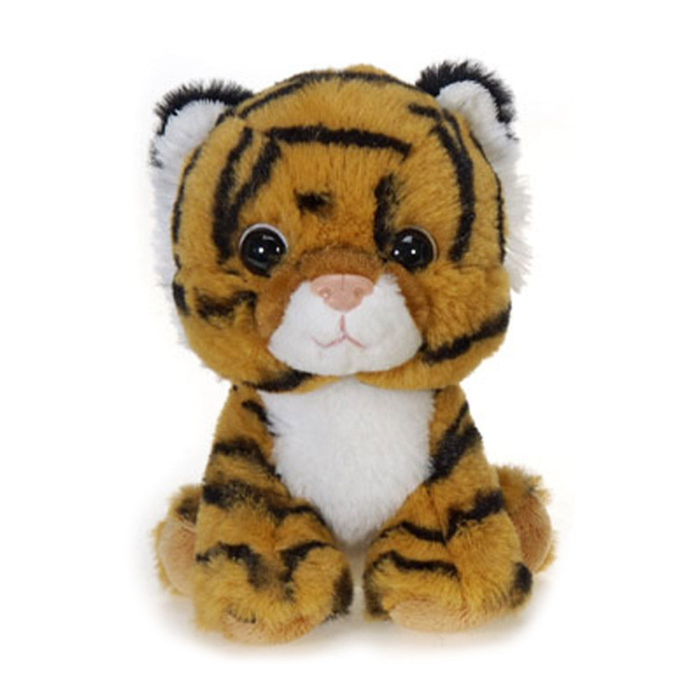 "7"" Todd - Floppy Bean Bag Tiger"