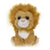 "7"" Luis - Floppy Bean Bag Lion"