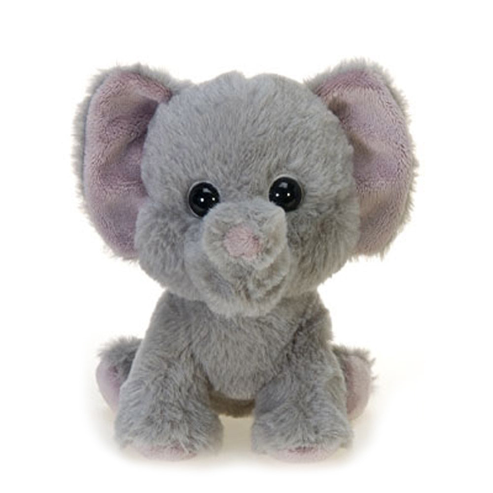 "7"" Ellie - Floppy Bean Bag Elephant"