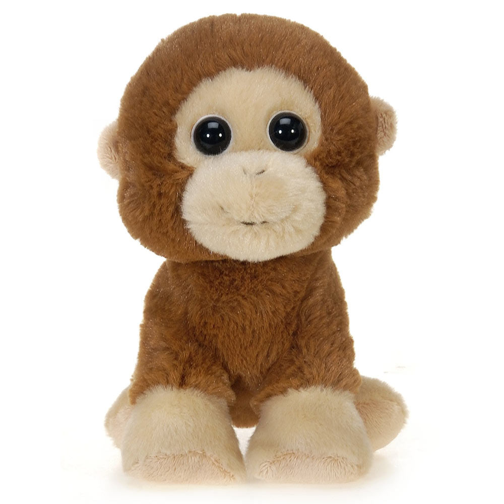 "7"" Max - Floppy Bean Bag Monkey"