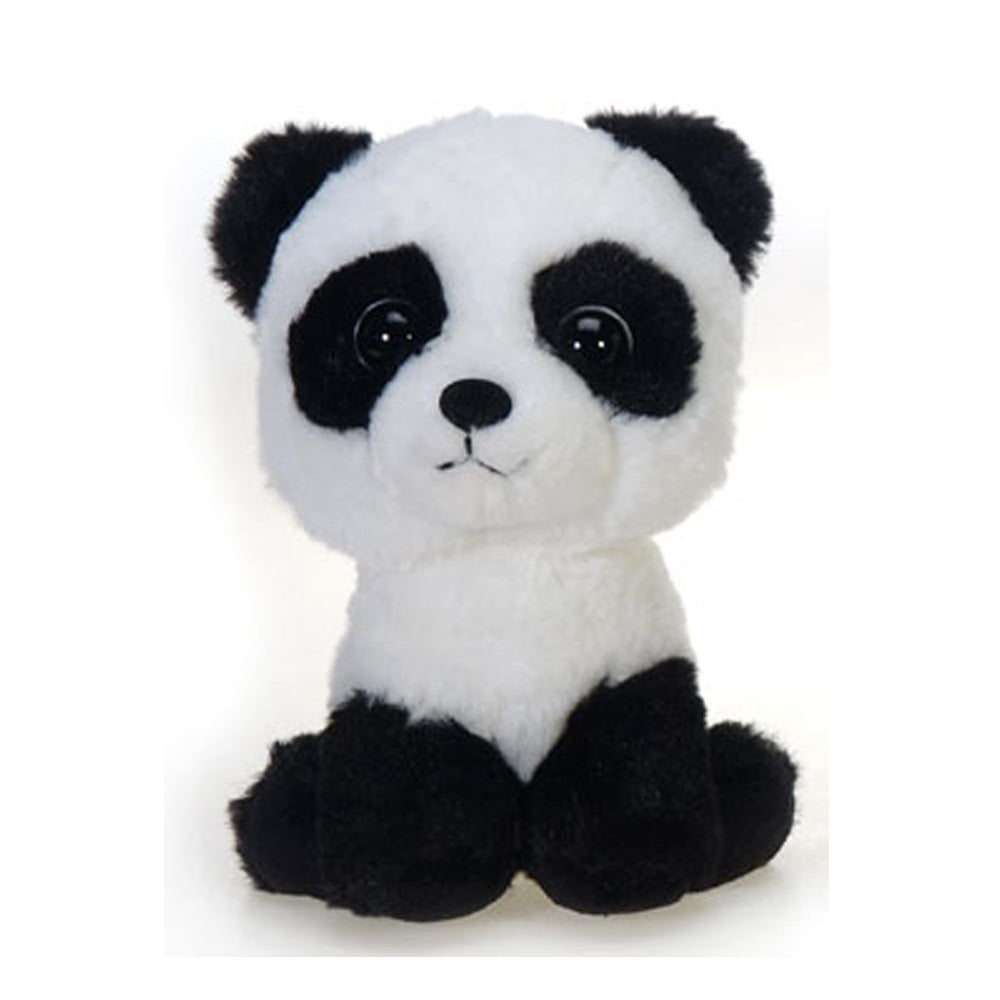 "7"" Pilar - Floppy Bean Bag Panda"