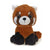 "7"" Polar - Floppy Bean Bag Red Panda"