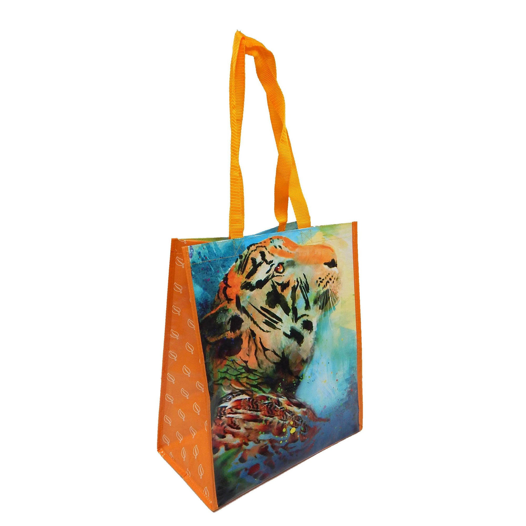 Tiger Recycled Tote Bag