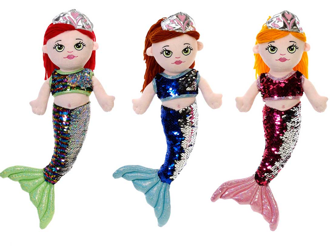 "12"" Sequin Mermaids"