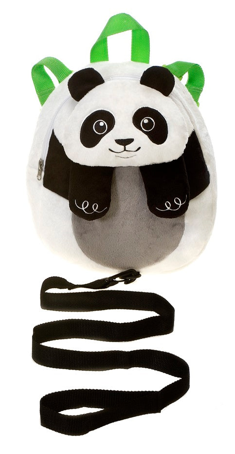 "10"" Panda Backpack Harness"