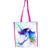 Unicorn Recycled Watercolor Tote Bag