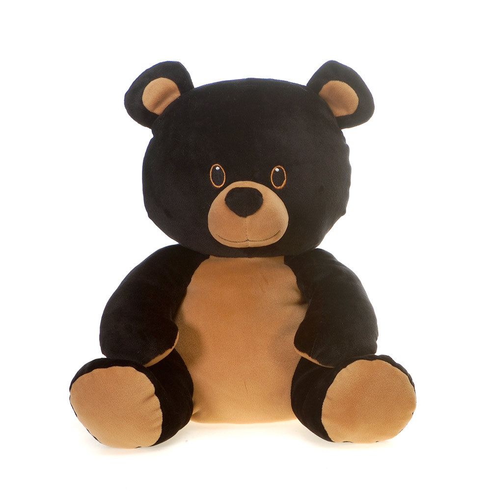 "Huggy Huggables - 12"" Black Bear"