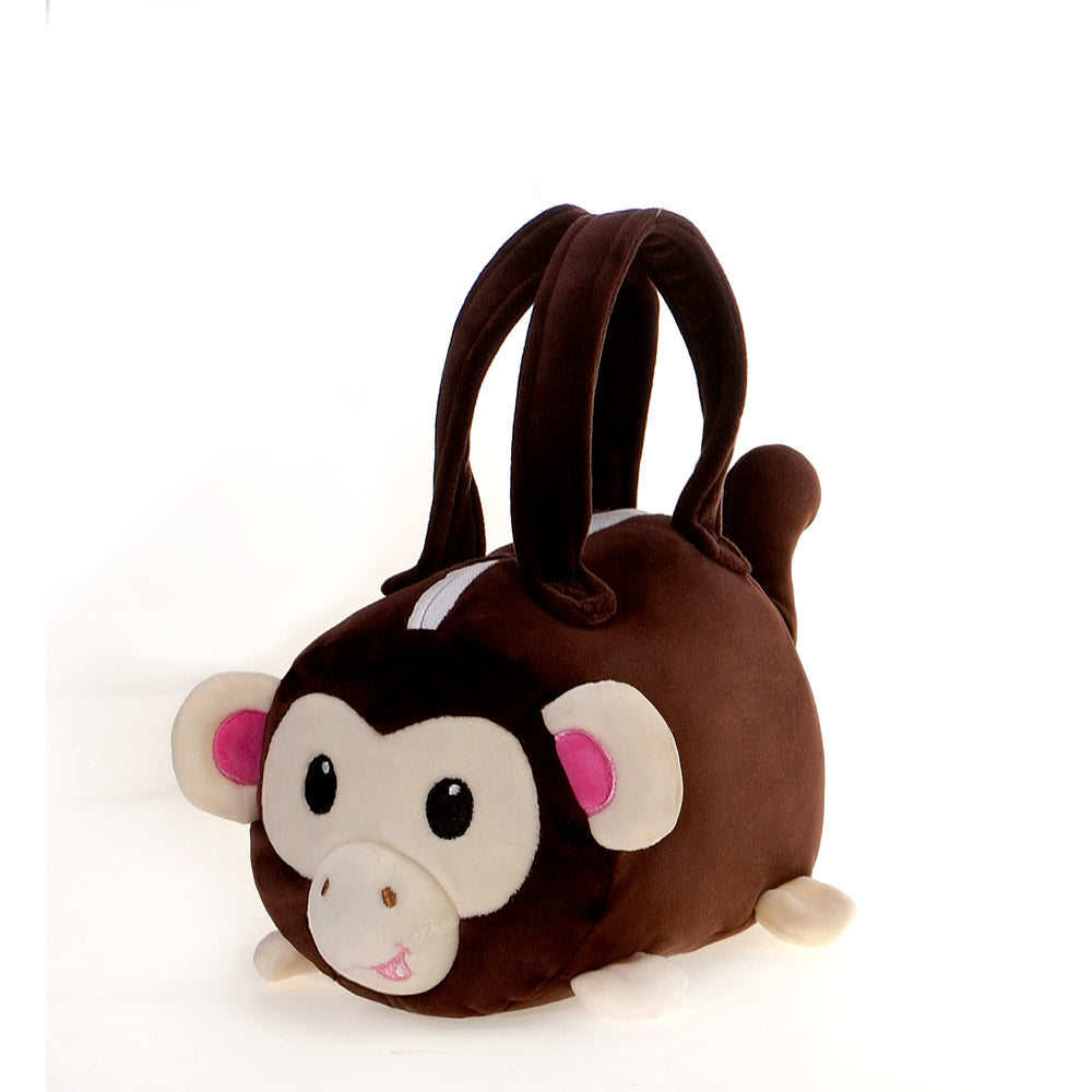 "Lil' Huggy - 8"" Monkey Purse"