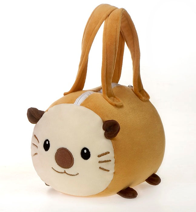 "Lil' Huggy - 8"" Sea Otter Purse"