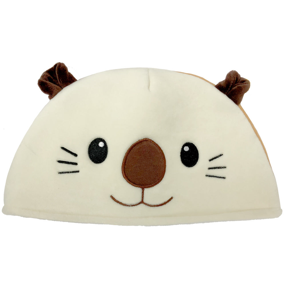 "Lil' Huggy - 10"" Sea Otter Hat"