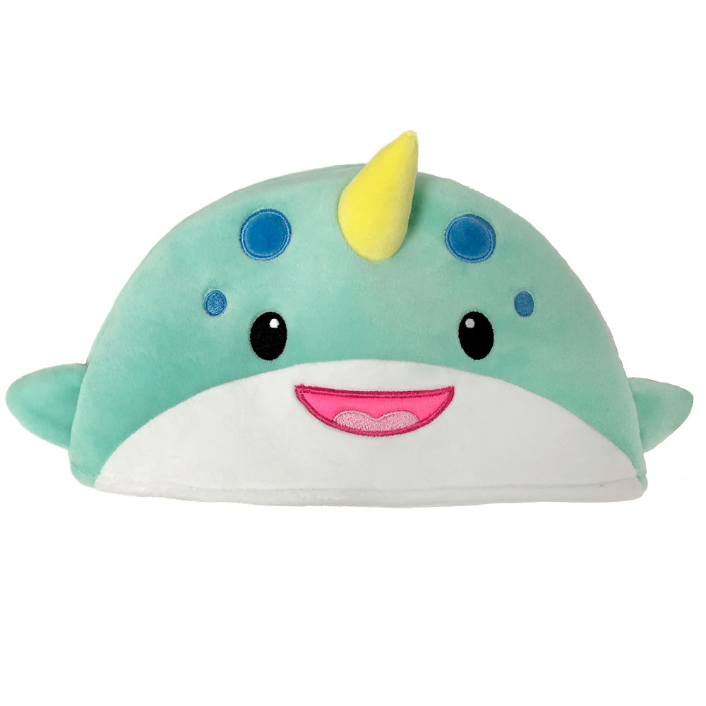 "Lil' Huggy - 10"" Narwhal Hat"