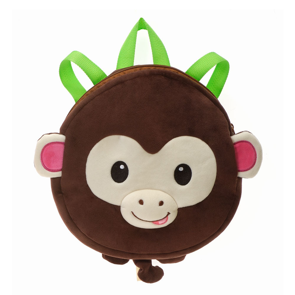 "Lil' Huggy - 11"" Monkey Backpack"