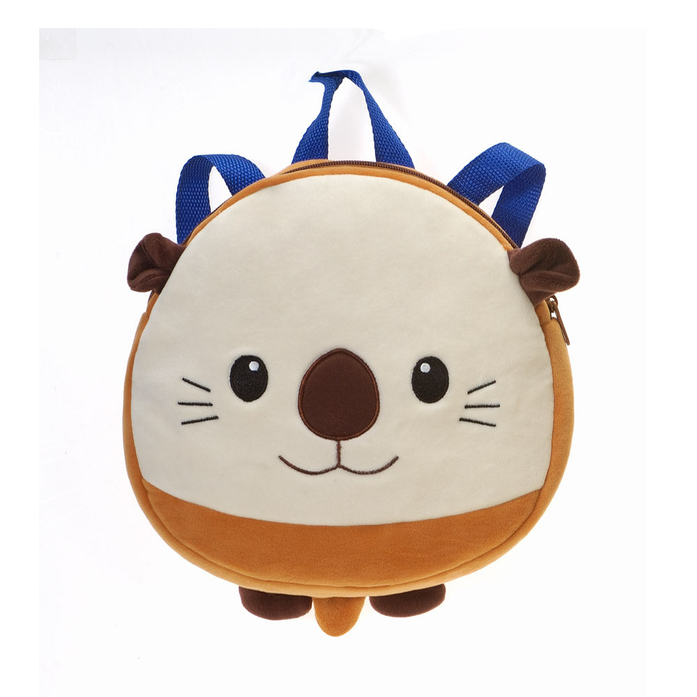 "Lil' Huggy - 11"" Sea Otter Backpack"