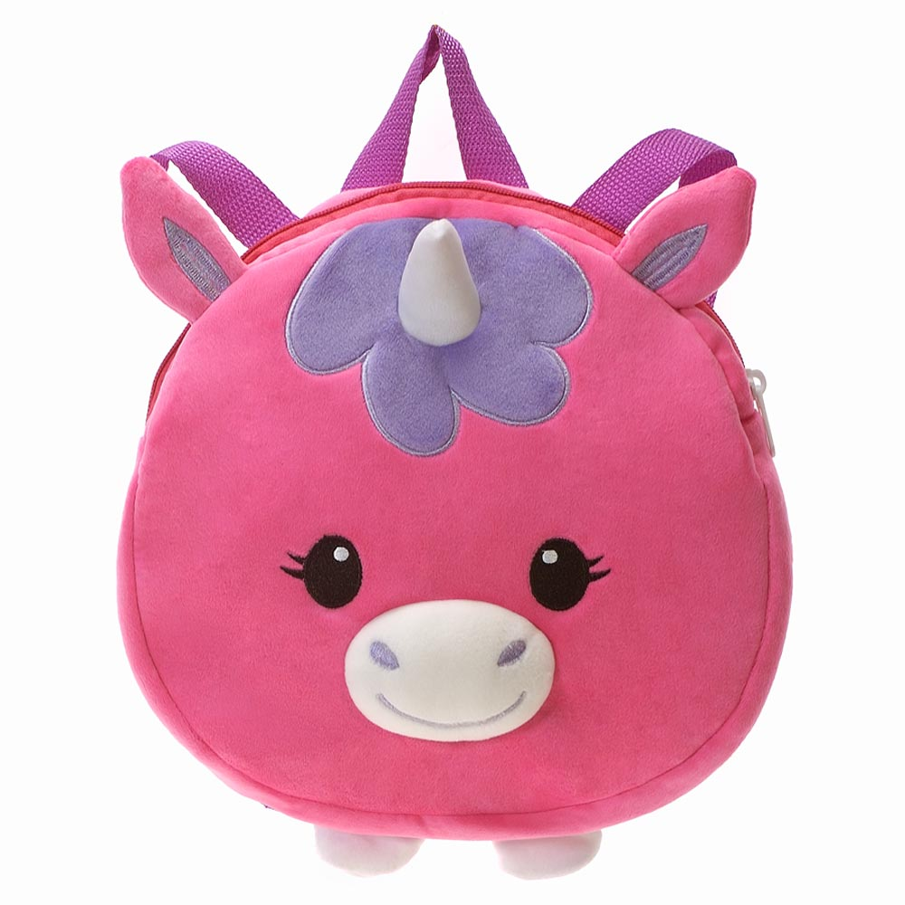 "Lil' Huggy - 11"" Unicorn Backpack"