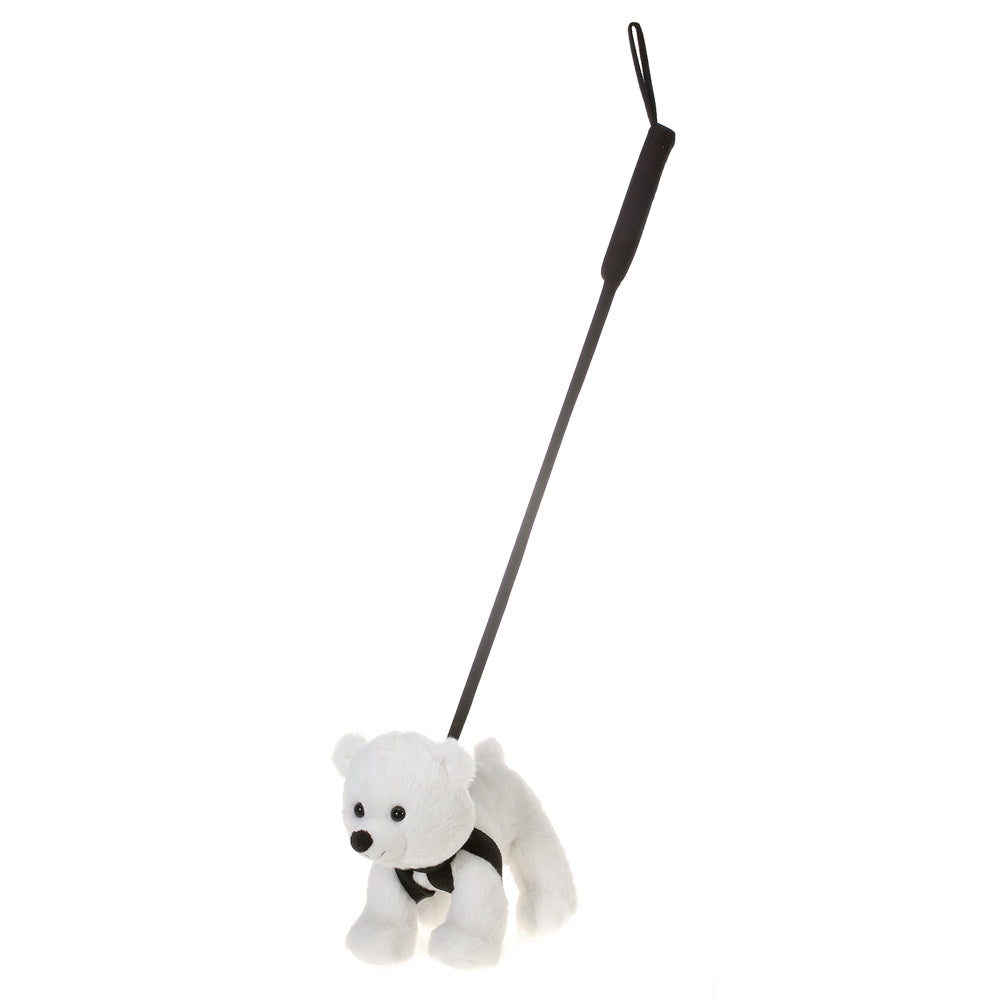 "Walk-Your-Petz 10.5"" Polar Bear"