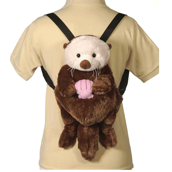 "16"" Sea Otter Backpack"