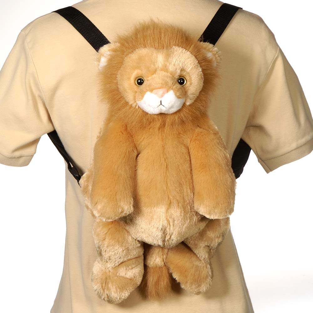 "16"" Lion Backpack"