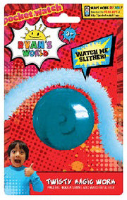Ryan's World - Twisty Magic Worm