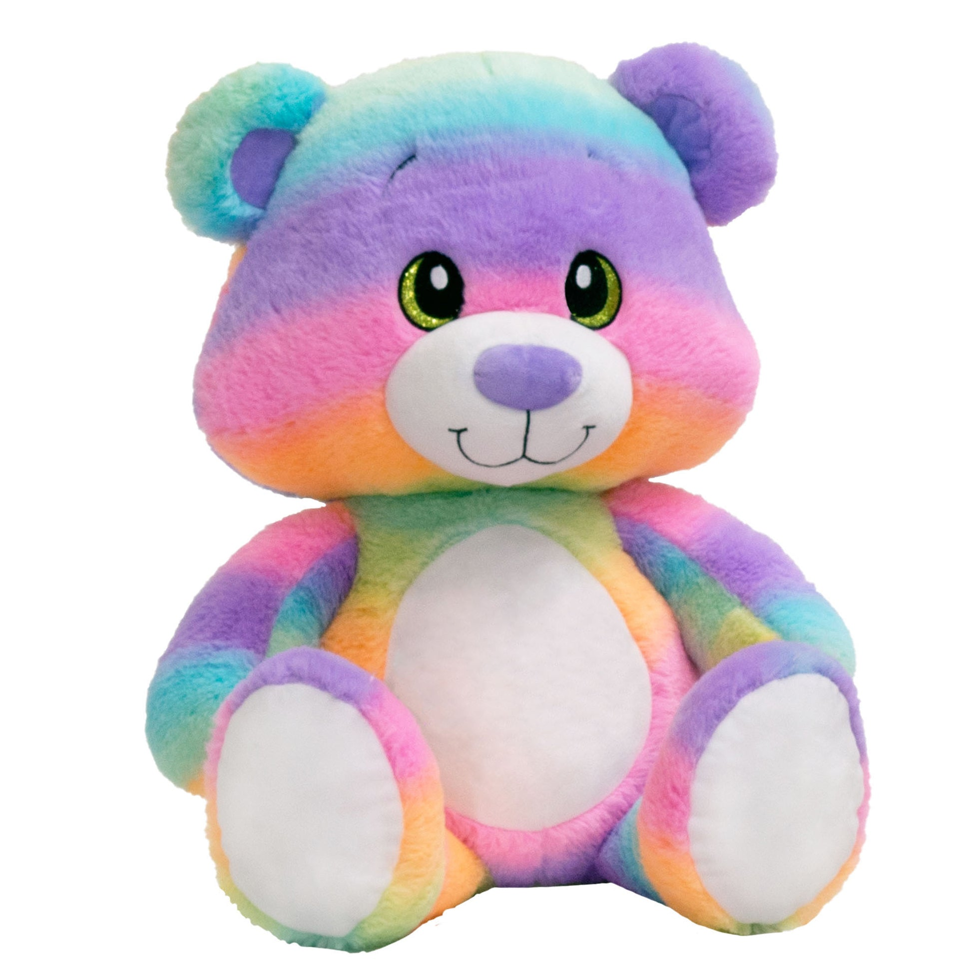 Rainbow Sherbet - Cuddle Bear
