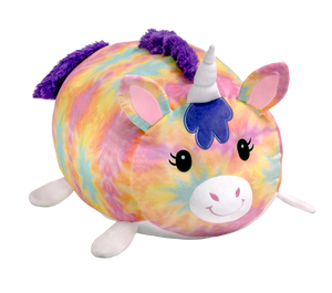 Lil' Huggy Celeste - Rainbow Starburst Unicorn