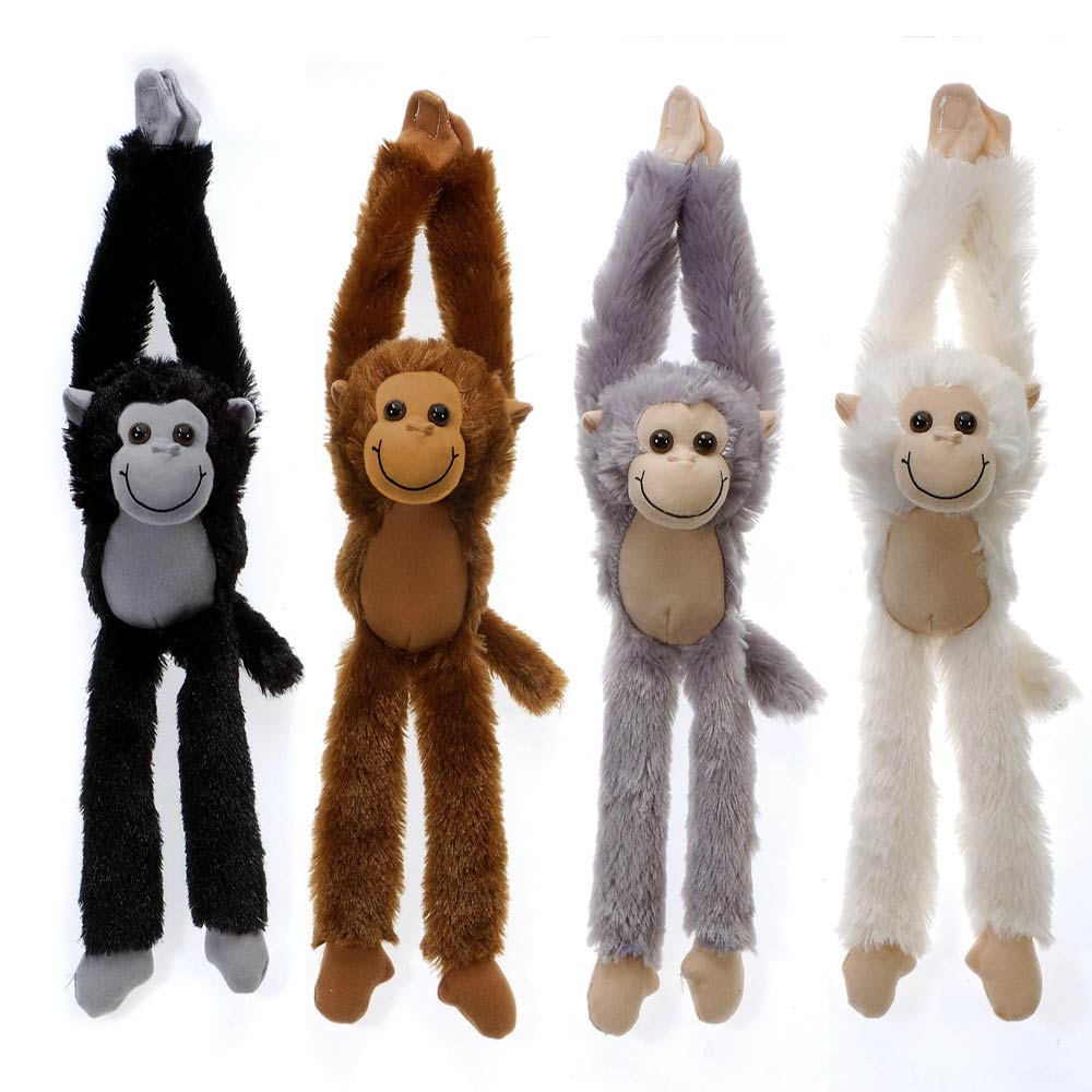 "16"" Natural Long Leg Monkeys"