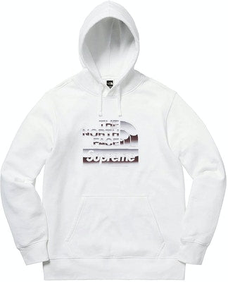 Supreme North Face Hoodie