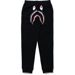 Bape Shark Track Pants Black