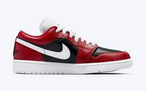Jordan 1 Low Chicago Flip
