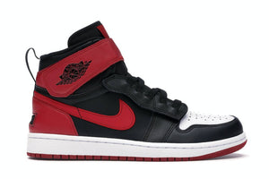 Air Jordan 1 Flyease Bred White Toe