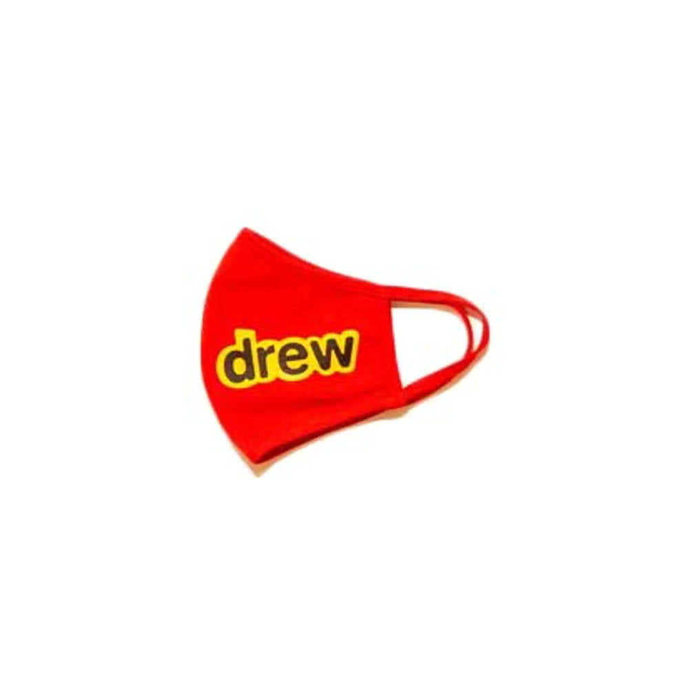 drew house secret facemask red