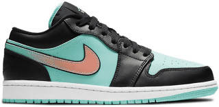 Jordan 1 Low Tropical Twist Black