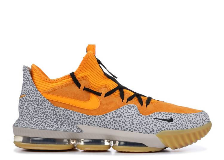 Lebron XVI Low AC Orange Tenesse