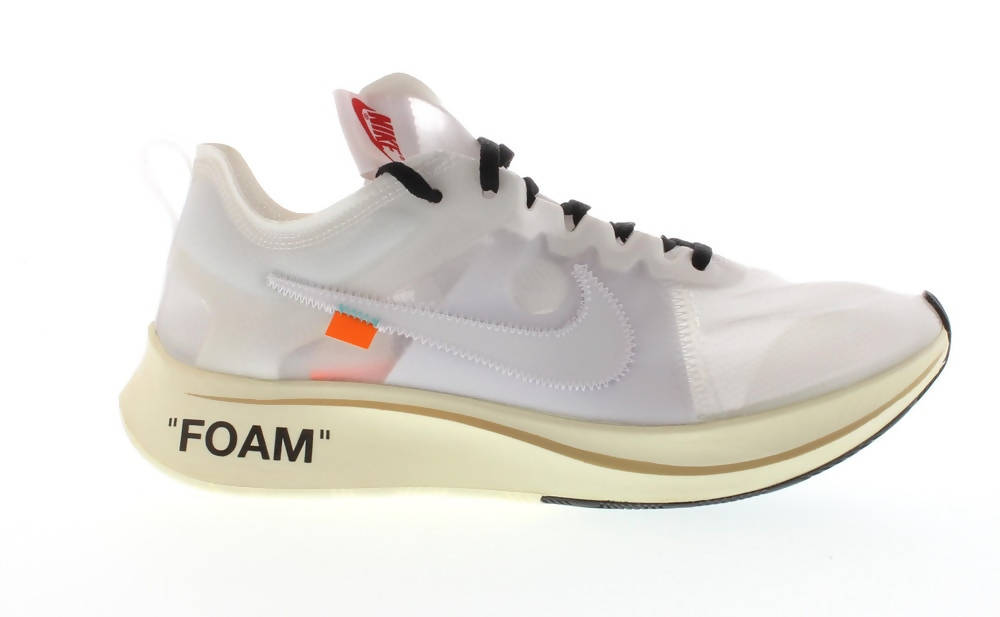 Nike Zoom Fly Off-White White