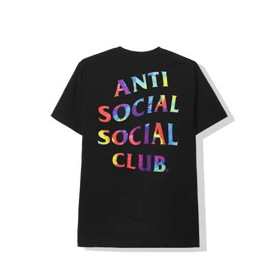 Anti Social Social Club Thai Dye Logo Last Time The Grove Tee
