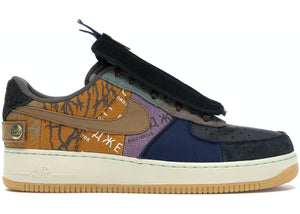 "Travis Scott x Nike Air Force 1 ""Fossil"""