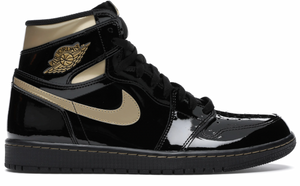 Metro Giveaway 26 - Air Jordan 1 High Metallic Gold